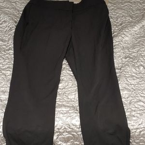 Never worn slacks